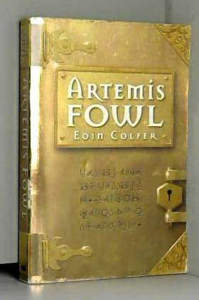 Artemis Fowl, Book 1