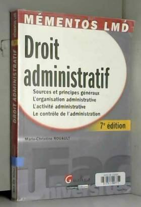 Droit administratif