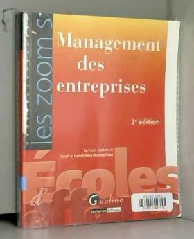 Sophie Landrieux-Kartochian et Samuel Josien - Management des entreprises