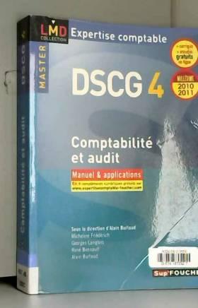 DSCG 4 Comptabilité et...