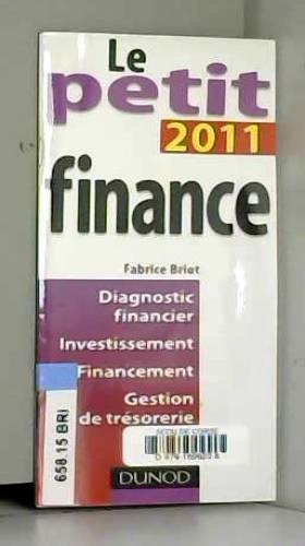 Fabrice Briot - Le petit finance 2011- 3e ed