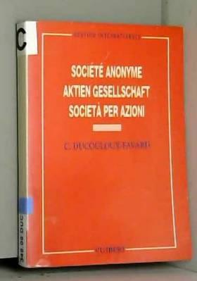 Ducouloux - Société anonyme  aktien gesellschaft  societa per azioni