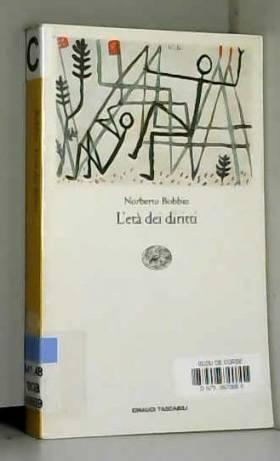 Bobbio Norberto - Et〠Dei Diritti (L') [Import anglais]