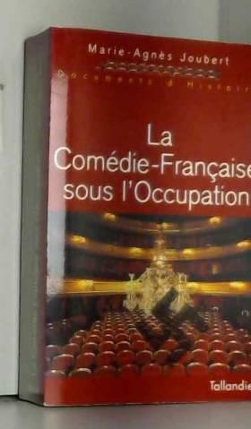 La Comédie-Française sous...