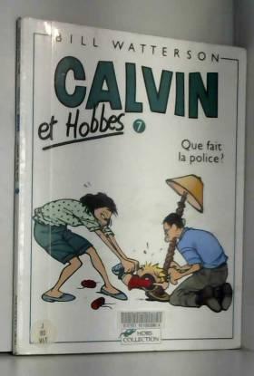 Calvin et Hobbes, tome 7 :...