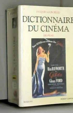 DICTIONNAIRE DU CINEMA....