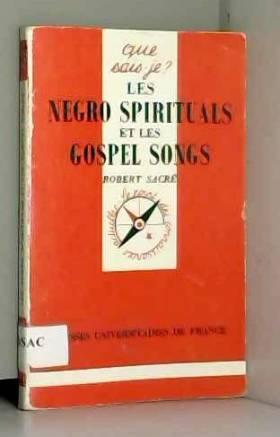 Les Negro Spirituals et les...