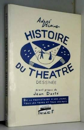 Histoire du théâtre...