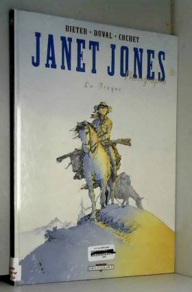 Janet Jones, tome 3