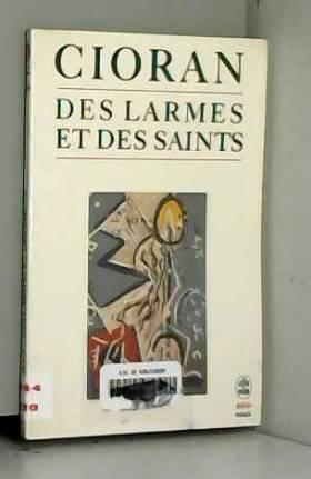 Des Larmes et des saints