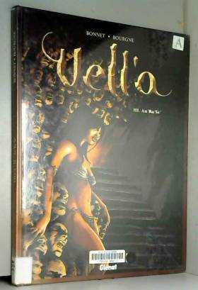 Vell'a, Tome 3 : An'Ra'Se'