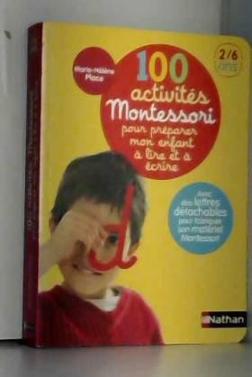 100 activités Montessori...