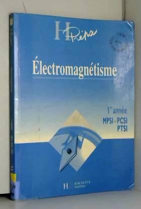 ELECTROMAGNETISME. 1ère...