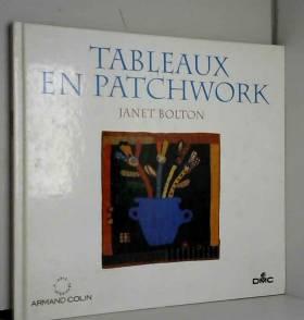TABLEAUX EN PATCHWORK....