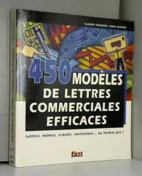 450 modèles de lettres...