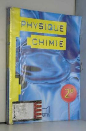 Physique Chimie 2nde (livre...