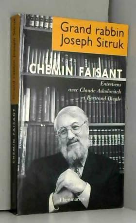 CHEMIN FAISANT. Entretiens...