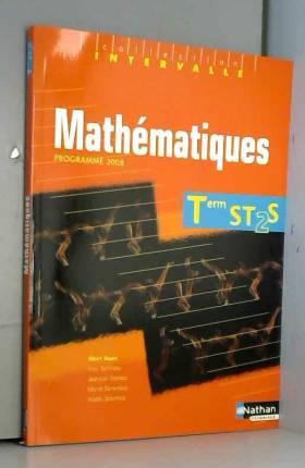 Mathématiques Tle ST2S