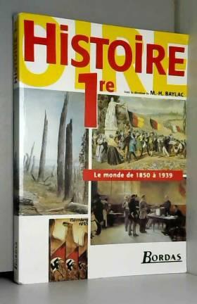 Histoire : 1re. Manuel de...