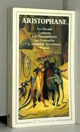 Aristopohane : Théâtre...