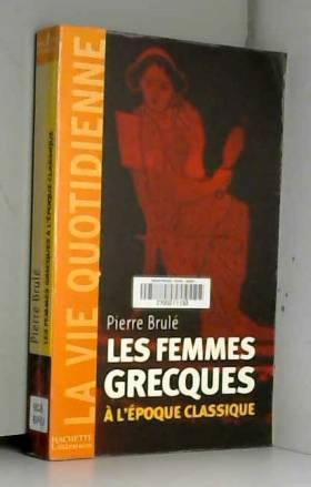 Les Femmes grecques à...