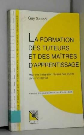 LA FORMATION DES TUTEURS ET...