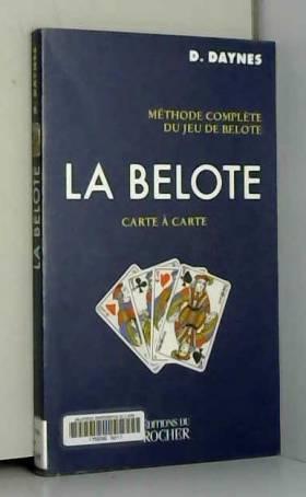 La belote, carte à carte....