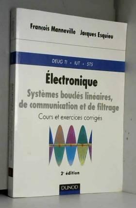 Électronique - Systèmes...