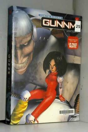 Gunnm, tome 1 (grand format)