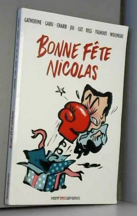 Bonne fête Nicolas !