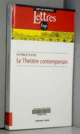 Le Théâtre contemporain:...