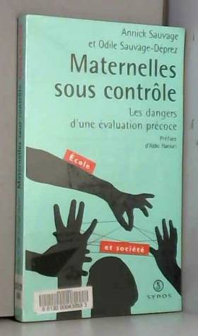 Maternelles sous contrôle....
