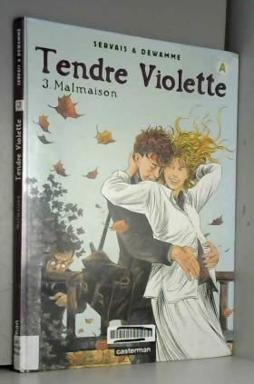 Tendre Violette, Tome 3 :...