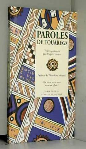 Paroles de Touaregs