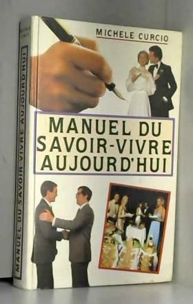 Manuel du savoir-vivre...