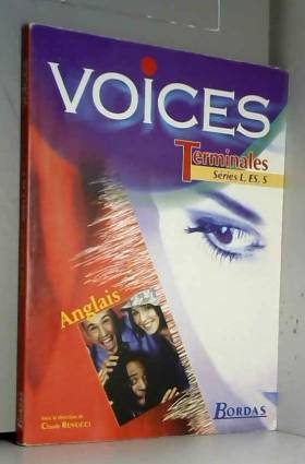 Voices : Anglais, terminale...