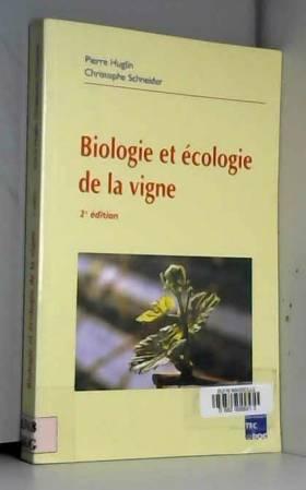 BIOLOGIE ET ECOLOGIE DE LA...
