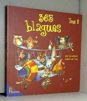 365 Blagues : Tome 2