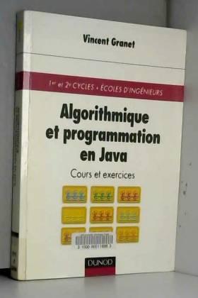 Algorithme et programmation...
