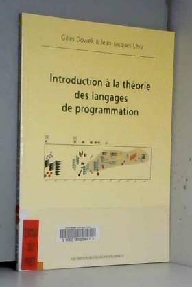 Introduction à la théorie...