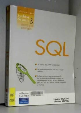 SQL : Synthèse de cours et...