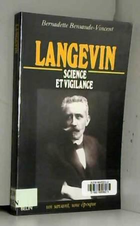 Langevin, 1872-1946 :...