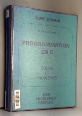 Programmation en C : Cours...