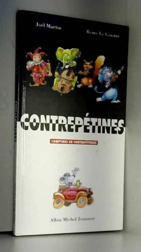 CONTREPETINES. Comptines et...