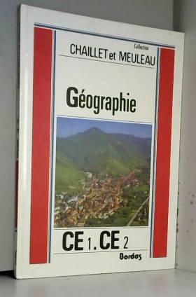 Géographie : CE 1-CE 2