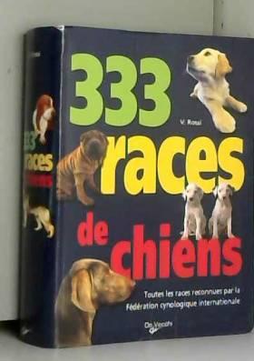 333 races de chiens