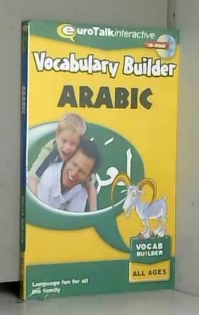Vocabulary Builder - Arabic