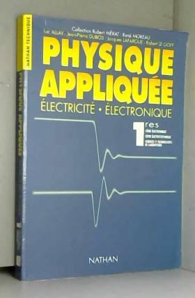 Physique appliquée :...