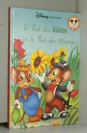 Le Rat de ville et le rat...