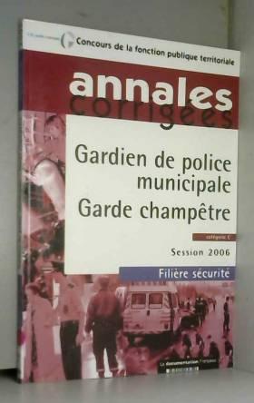 Gardien de police...